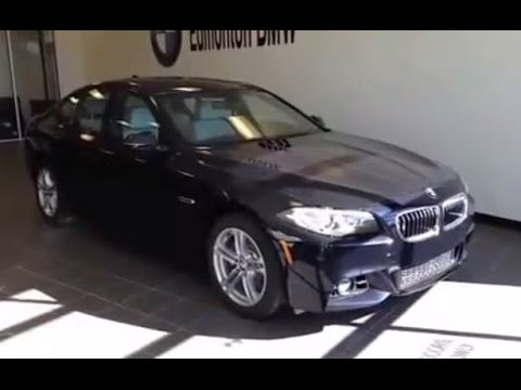 2015 BMW 5 Series 4dr Sdn 528i xDrive AWD | Edmonton BMW ...
