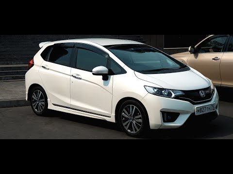 Honda Fit RS. Лучшая малолитражка даже среди гибридов!