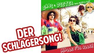 Malle für alle | Schlagersong-Parodie | Gabi & Dieter feat. Hotte & Cliff