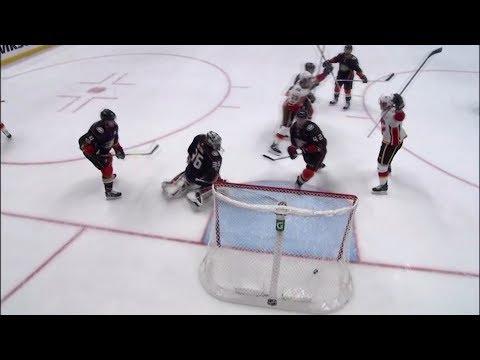 Calgary Flames vs Anaheim Ducks : 10/09/2017 : (2-0) : NHL : Sports : News