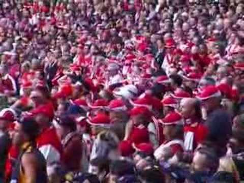Sydney Swans 72 years