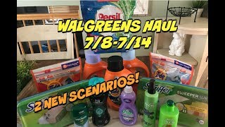 2ND WALGREENS HAUL 7/8 - 7/14 | EVERYTHING FOR UNDER $4.00!!