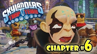 Let's Play Skylanders TRAP TEAM - Chapter 6 Rainfish Riviera