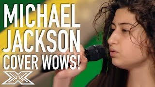Is This The BEST Michael Jackson Cover Ever?   X Factor Global