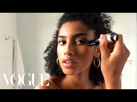 "Imaan Hammam's ""No Sleep"" Beauty Routine 