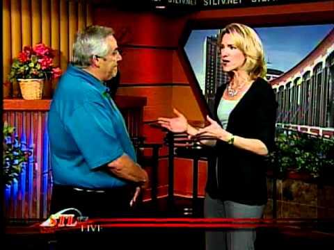 STL TV LIVE: 12th Ward Alderman Larry Arnowitz (2 of 2)