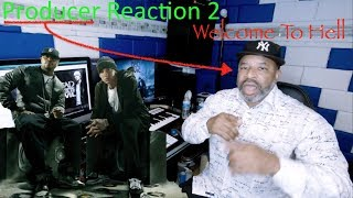 Bad Meets Evil - Welcome To Hell ft. Eminem, Royce Da 5'9 - Reaction