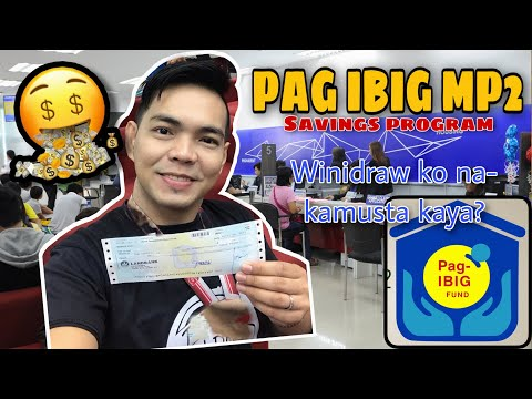 PAG IBIG MP2 SAVINGS PROGRAM UPDATED 2020 - WINIDRAW KONA, KAMUSTA KAYA? | VinAdvice #1
