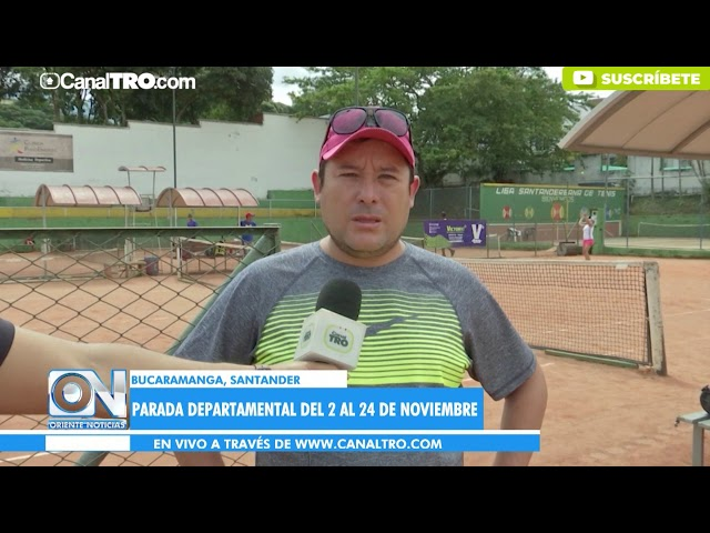 Inscripciones abiertas para la Parada Departamental de Tenis Ego Sport