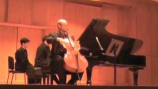 Schumann Fantasy Pieces Op.73 ~ Lebhaft leicht