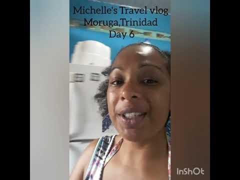 Michelle's Travel vlog Moruga, Trinidad. Day 6.