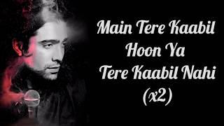 Kaabil Hoon Lyrics | Kabil | Jubin Nautiyal, Palak Muchhal | Hrithik Roshan, Yami Gautam