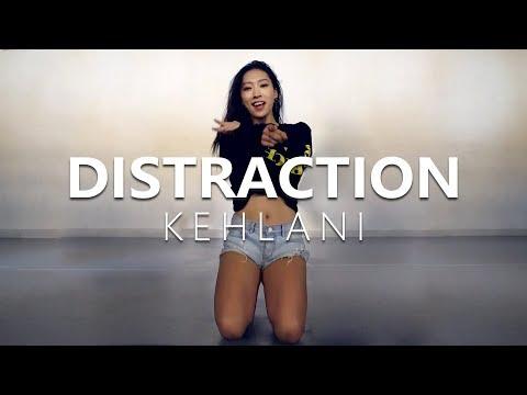 KEHLANI - DISTRACTION / Choreography . Jane Kim