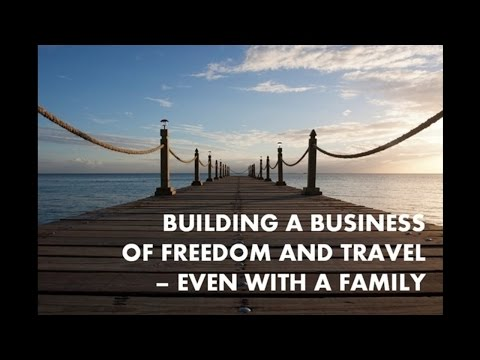 Building a Location Independent Business of Freedom and Travel — Even With a Family, with Sean Mar
