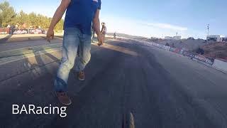 Yamaha dt 100 cc Drag race 400 by BARacing