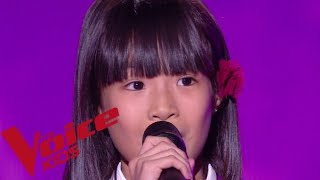 Pham Quynh Anh – Bonjour Vietnam | Ana | The Voice Kids 2020 | Blind Audition