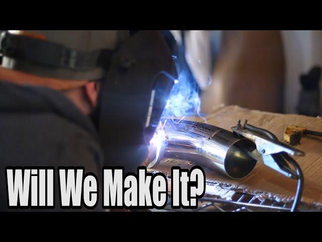Simplest Custom Exhaust Ever! - 911 Turbo Build Challenge
