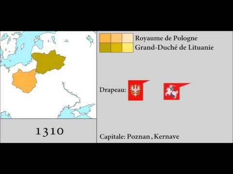 History of Poland and Lithuania (865-2015)