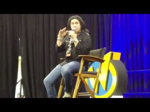 "Gene Simmons Answers: ""Will There Ever Be Another KISS Reunion?"" (September 2016)"