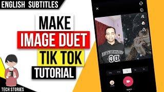 Tik tok tutorial in hindi on how to make duet video with any image musically app. #tiktok #musically #techstories #shahid #hindi #urdu -----------...