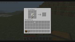 Minecraft: How To: Make Picks, Axes,Shovels, Hoes and Swords