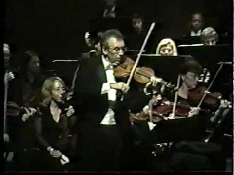 JEAN SIBELIUS  Violin Concerto  III.MOV. Mischa Lefkowitz