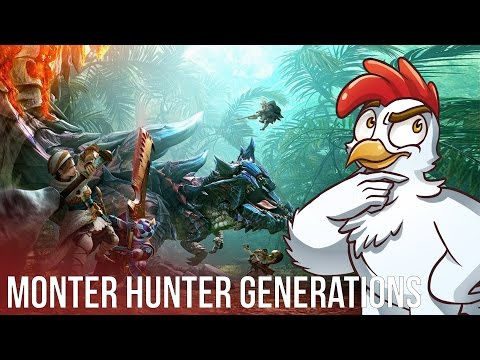 Monster Hunter Generations Session 01 ~ Kill Meeeeow!