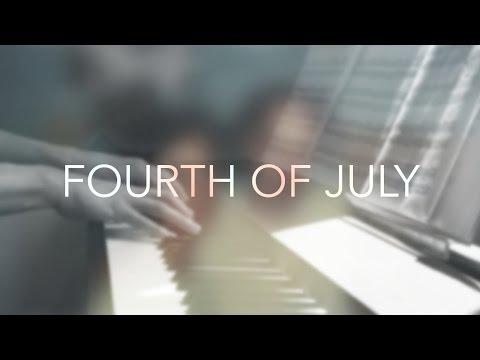 Fourth of July (instrumental cover) - Sufjan Stevens