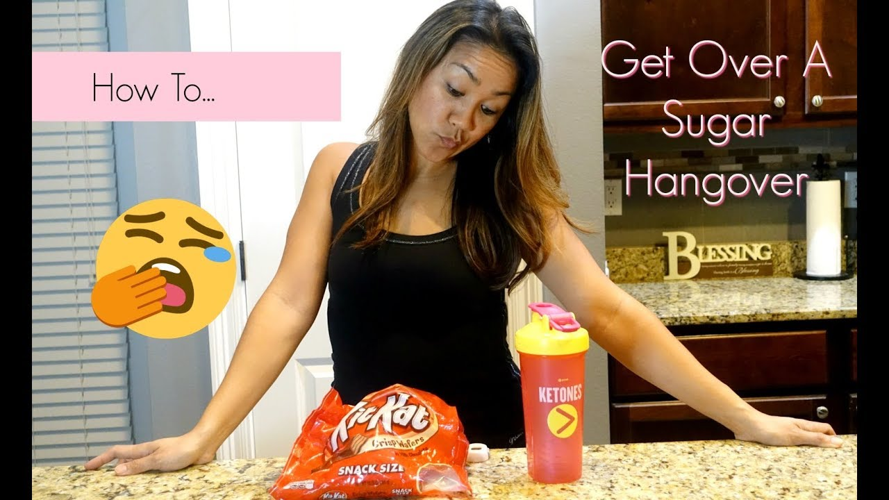 How to get over your sugar hangover? - YouTube