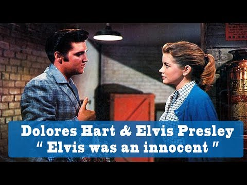 Dolores Hart says