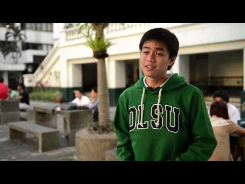 Scholarships at DLSU