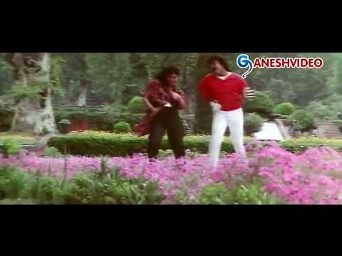 Rakshasudu Songs - Hey Naughty - Chiranjeevi, Radha, Suhasini  - Ganesh Videos