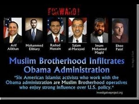 USA President Obama speech to Muslim Brotherhood ISLAM is terrorism Quran proves it