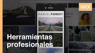 Wix.com | Presentamos Wix Video: Una manera revolucionaria de presentar tus videos