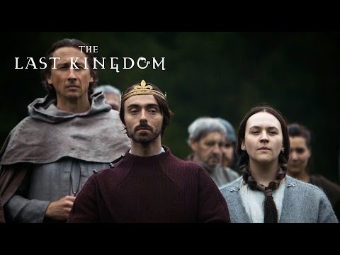 Baptising Guthrum  The Last Kingdom