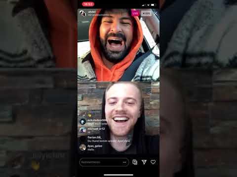 Abel&Andre livestream  Beef