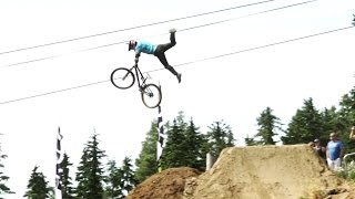 Freestyle Mountain Biking