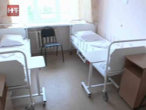 Нефрологическое отделение морозовской детской больницы