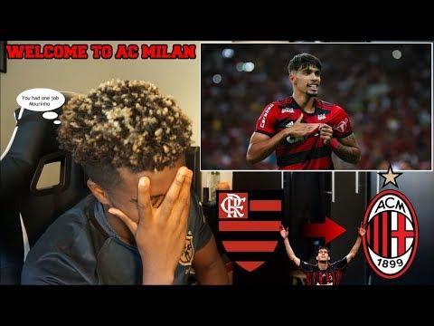 LUCAS PAQUETÁ - WELCOME TO AC MILAN • Magic Skills & Goals 2018 | Reaction