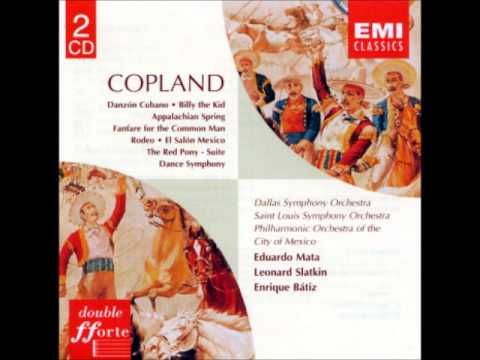 Copland: Orchestral Works | (Full Concert)