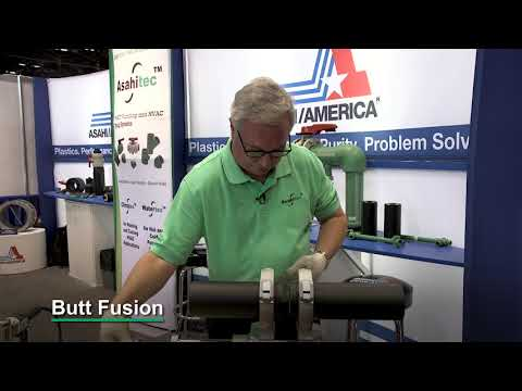 How To Weld Asahitec PP-RCT Piping System