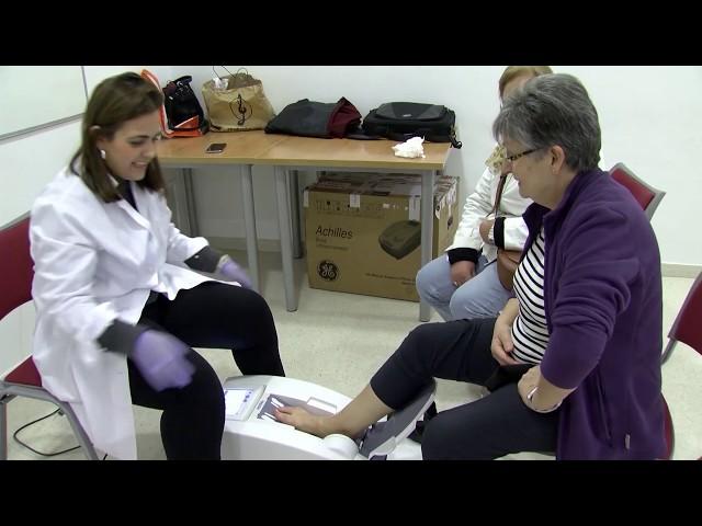 Presentada la IX Campaña de Prevención de la Osteoporosis