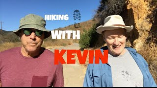 HIKING WITH KEVIN - CONAN O'BRIEN