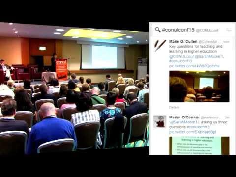 Keynote 2 - Teaching & Learning Enhancement in Irish Higher Education Professor Sarah Moore