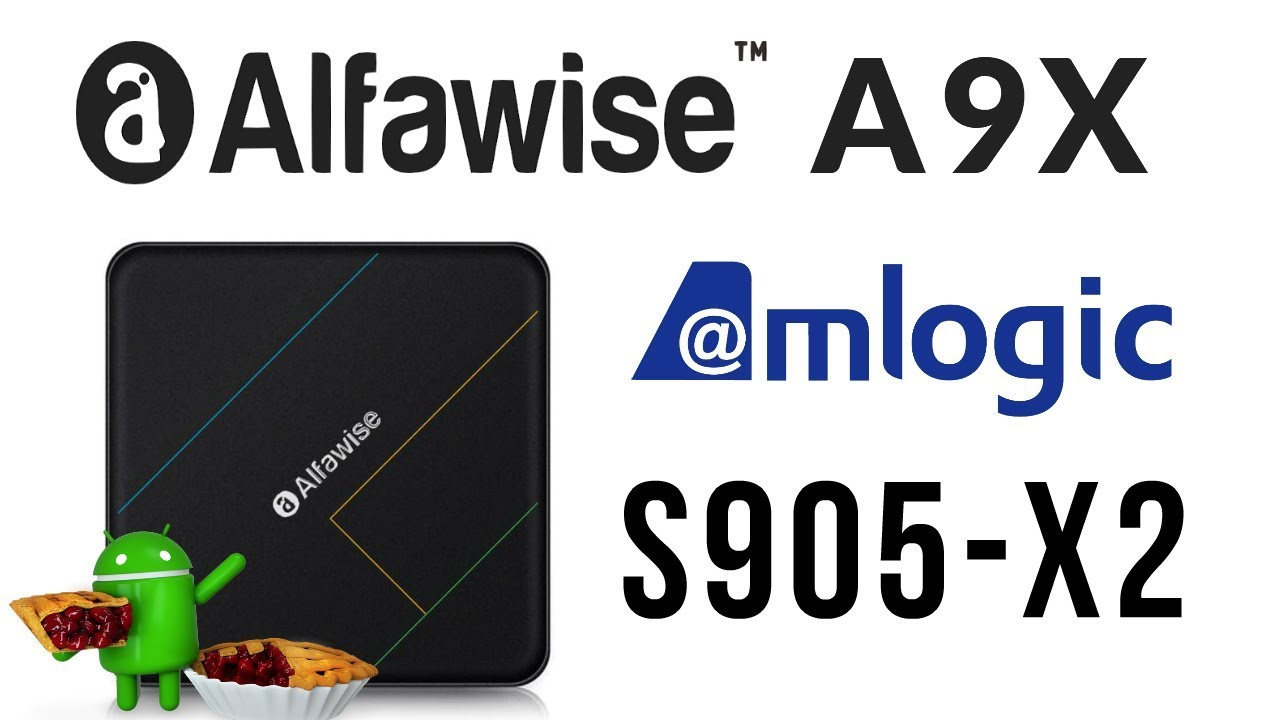 Alfawise A9X Amlogic S905X2 4K TV Box Review | TV Box Stop