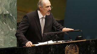كيف كافأت أمريكا والأمم المتحدة نظام الأسد وبشار الجعفري على قتلهم السوريين ؟هنا سوريا