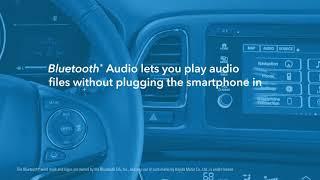 Honda HR-V: How to Use Bluetooth® Audio: Display Audio Models