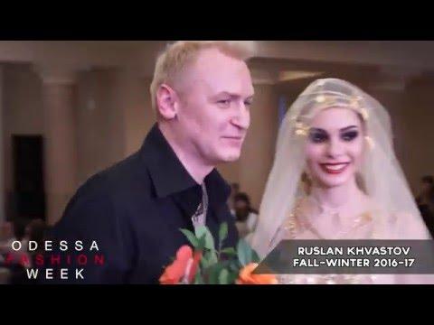 RUSLAN KHVASTOV - ODESSA FASHION WEEK FW 2016-17