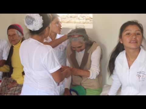 Peru Mission appeal at St. Vincent de Paul Church
