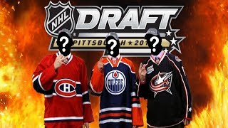 Draft Day Disaster - 2012 NHL Entry Draft